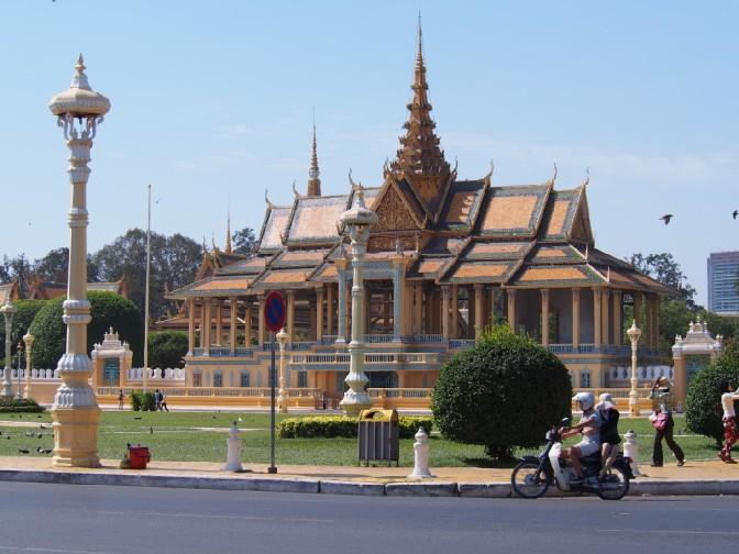 History Lesson….Phnom Penh, Cambodia